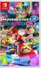 Mario Kart 8 Deluxe Nintendo Switch video spēle