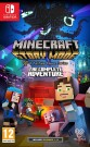Minecraft Story Mode The Complete Adventure Nintendo Switch video spēle