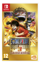 One Piece Pirate Warriors 3 Deluxe Edition Nintendo Switch video spēle