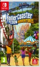 Roller Coaster Tycoon Adventures Nintendo Switch video spēle