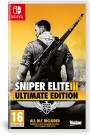 Sniper Elite III (3) Ultimate Edition Nintendo Switch video spēle