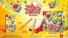 Taiko No Tatsujin: Drum n Fun! Drum Bundle Nintendo Switch video spēle