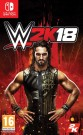 WWE 2K18 Nintendo Switch video spēle