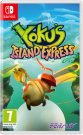 Yoku's Island Express Nintendo Switch video spēle