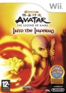 Avatar Into the Inferno Wii