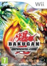 Bakugan 2: Defenders of the Core Nintendo Wii video spēle - ir veikalā