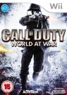 Call of Duty: World at War Nintendo Wii video spēle