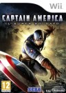 Captain America: Super Soldier Wii