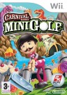 Carnival Funfair Mini Golf Wii