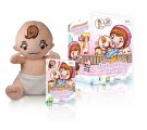Cooking Mama World: Babysitting Mama (With Doll) Nintendo Wii video spēle