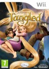 Disney Tangled Nintendo Wii video game