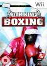 Don King Boxing (Balance Board Compatible) Wii