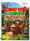 Donkey Kong Country Returns Nintendo Wii video game