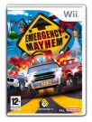 Emergency Mayhem Wii