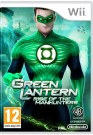 Green Lantern Rise of the Manhunters Nintendo Wii video game