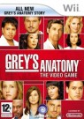 Greys Anatomy Nintendo Wii video game