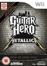 Guitar Hero: Metallica (Game Only) Wii