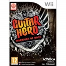 Guitar Hero Warriors of Rock (Game Only) Wii