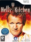 Hell's Kitchen Nintendo Wii video game