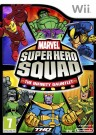 Marvel Super Hero Squad: The Infinity Gauntlet Nintendo Wii video game