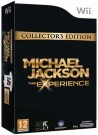 Michael Jackson The Experience Collector Edition Nintendo Wii video game