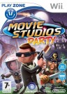 Movie Studios Party Nintendo Wii video game