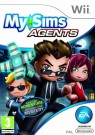 MySims Agents (My Sims) Nintendo Wii video game