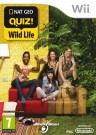 Nat Geo Quiz! Wild Life Nintendo Wii video game - in stock