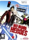 No More Heroes Nintendo Wii video game