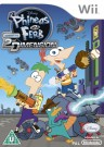 Phineas and Ferb: Across the Second Dimension Wii