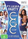 Pyjama Party Nintendo Wii video game