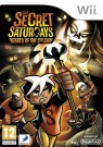 Secret Saturdays: Beasts of the 5th Sun Wii