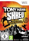 Tony Hawk Shred Solus Wii