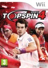Top Spin 4 Nintendo Wii video game