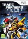 Transformers Prime Nintendo Wii video game