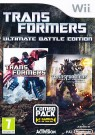 Transformers Ultimate Battle Edition Combo Pack Nintendo Wii video game