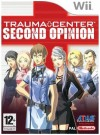 Trauma Center: Second Opinion Nintendo Wii video game