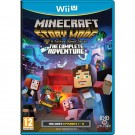 Minecraft Story Mode Nintendo Wii U (WiiU) video spēle