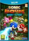 Sonic Boom Rise of Lyric Nintendo Wii U (WiiU) video game