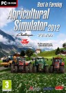Agricultural Simulator 2012 PC DVD (ENG) game