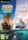 Anno Double Pack (1404 Gold Edition/2070 Complete Edition) PC DVD (ENG)