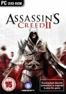 Assassin's Creed II (Assassins Creed 2) PC (ENG DVD)