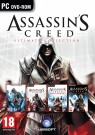 Assassins Creed Ultimate Collection (I, II, Brotherhood & Revelations) PC DVD (ENG)
