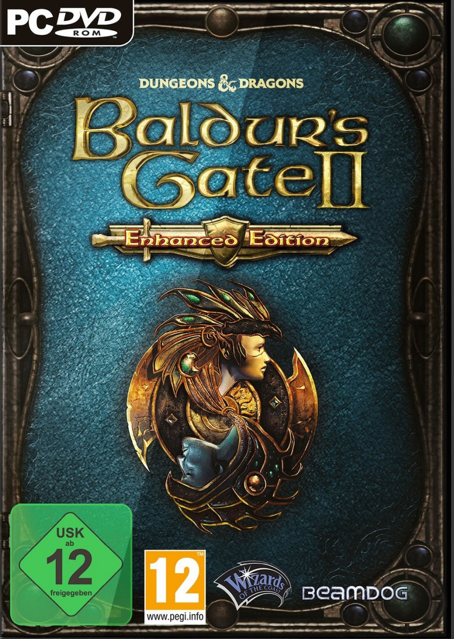 Baldur`s Gate II Enhanced Edition PC