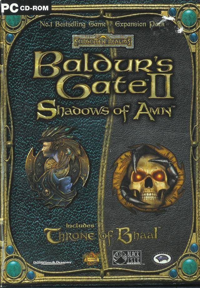 Baldurs Gate 2 + Exp. PC