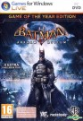 Batman Arkham Asylum - Game of the Year Edition PC (ENG DVD)