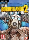 Borderlands 2: Game of the Year Edition PC DVD (ENG) datorspēle