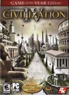 Civilization IV (4) Game of the Year Edition PC DVD (ENG) datorspēle