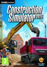 Construction Simulator 2015 PC DVD (ENG) datorspēle