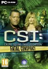 CSI: Crime Scene Investigation - Fatal Conspiracy PC DVD (ENG)